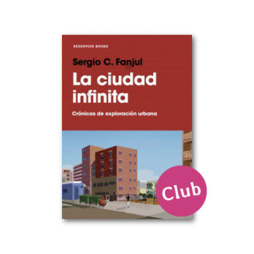 27 de septiembre  de 2019: Club de las letras  con Sergio C. Fanjul